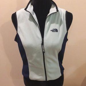 Vintage 80's north face vest